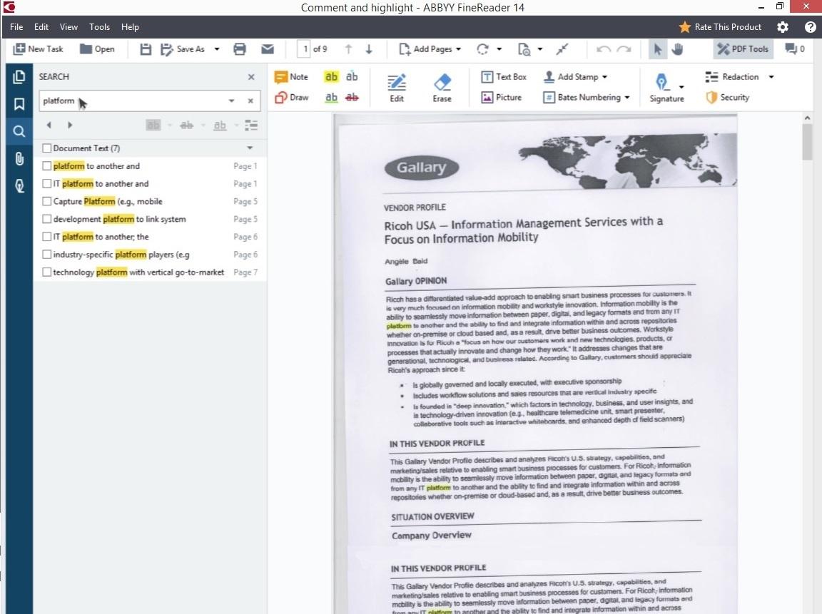 07 Search inside PDF