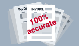 Video about invoice processing
