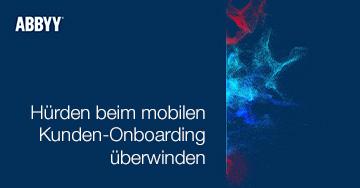 Mobiles Kunden-Onboarding ebook