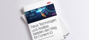 RPA und Content IQ - White Paper