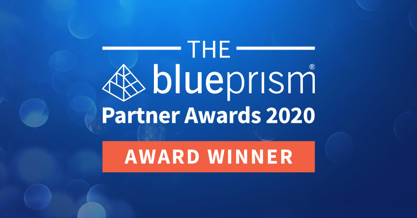 "ABBYY Honored with Blue Prism ""Partner of the Year"" Award 