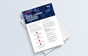 Digital Banking for Social Distancing | ABBYY Solution Brief