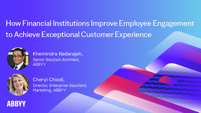 10 How Financial Institutions Improve Employee Engagement 643X363